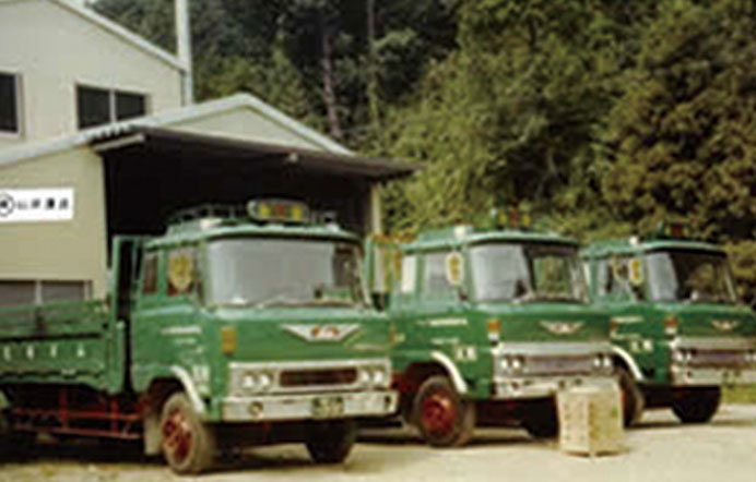 昭和48年会社設立時