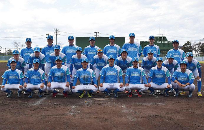 平成28年5月 社会人硬式野球クラブチーム山岸ロジスターズ創設