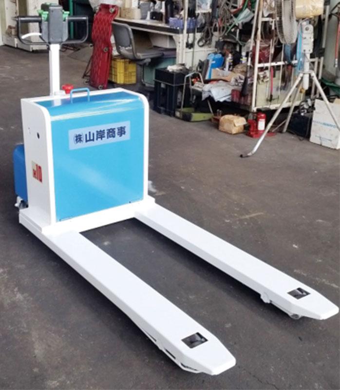 電動式ハンドリフトトラック(電動ハンドパレット)