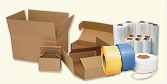 物流梱包資材販売