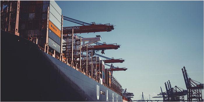 海上コンテナ国内輸送